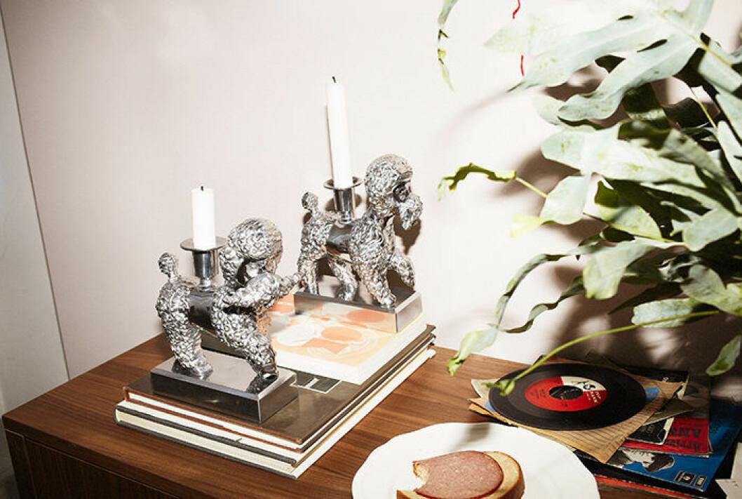 Figuriner i Ikeas kollektion med Per B Sundberg