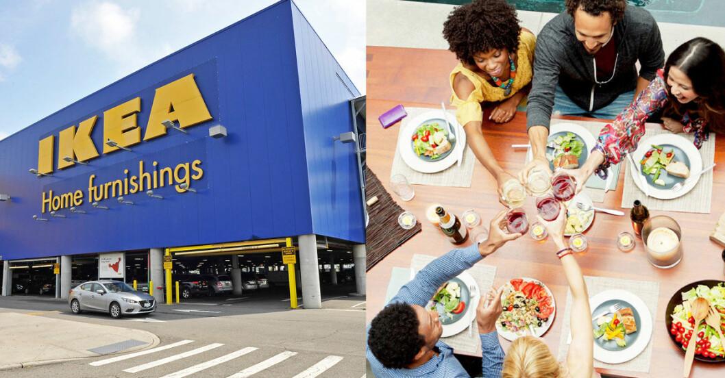 IKEA-restaurang