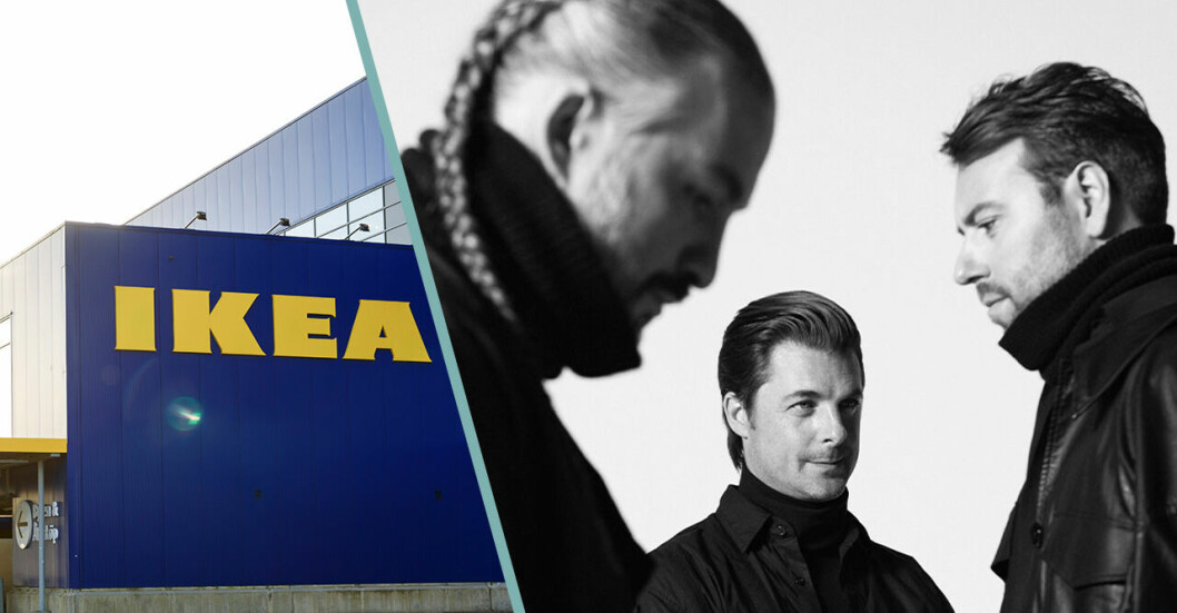 Ikea och Swedish House Mafia i samarbete 2022.