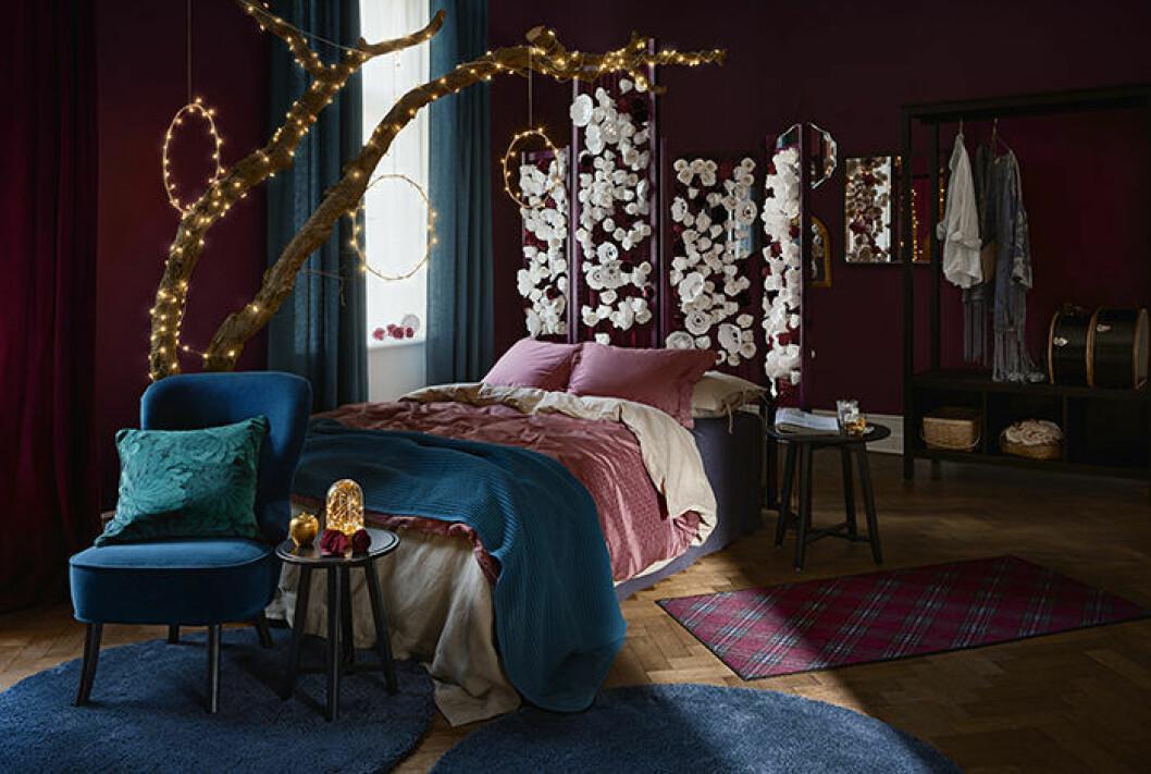 Bea Szenfeld har formgivit delar av vinterkollektionen hos Ikea