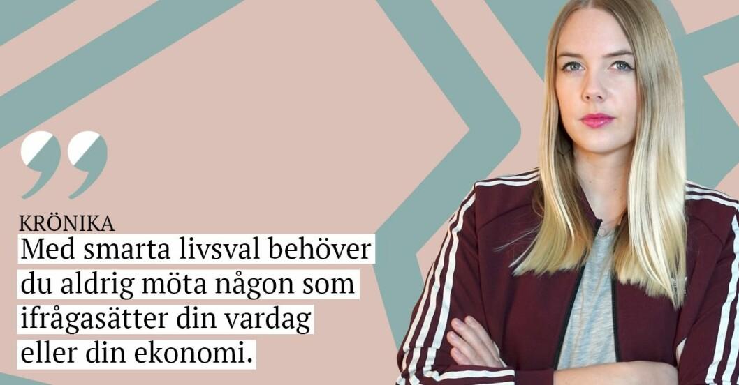Krönika Nathalie Mark Baaam