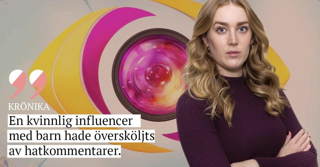 Kränika Baaam Louise Åström