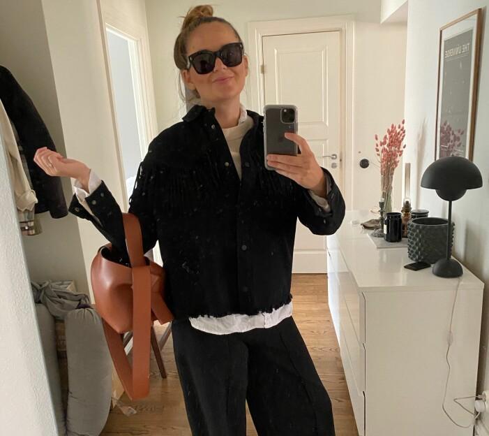 Hanna Persson gillar att ge stilråd i sin nya blogg på Baaam