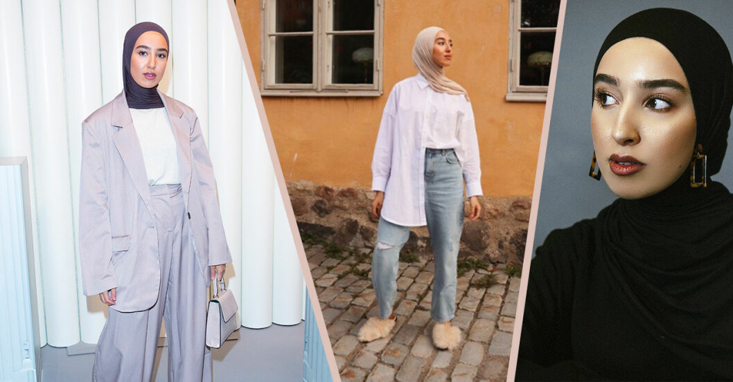 Iman Asry Årets Look ELLE-galan 2020