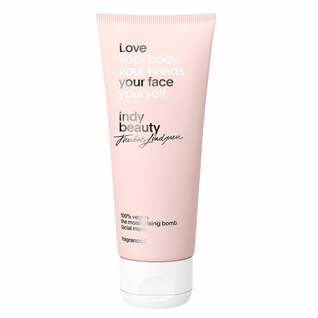 Vegansk ansiktsmask Indy Beauty