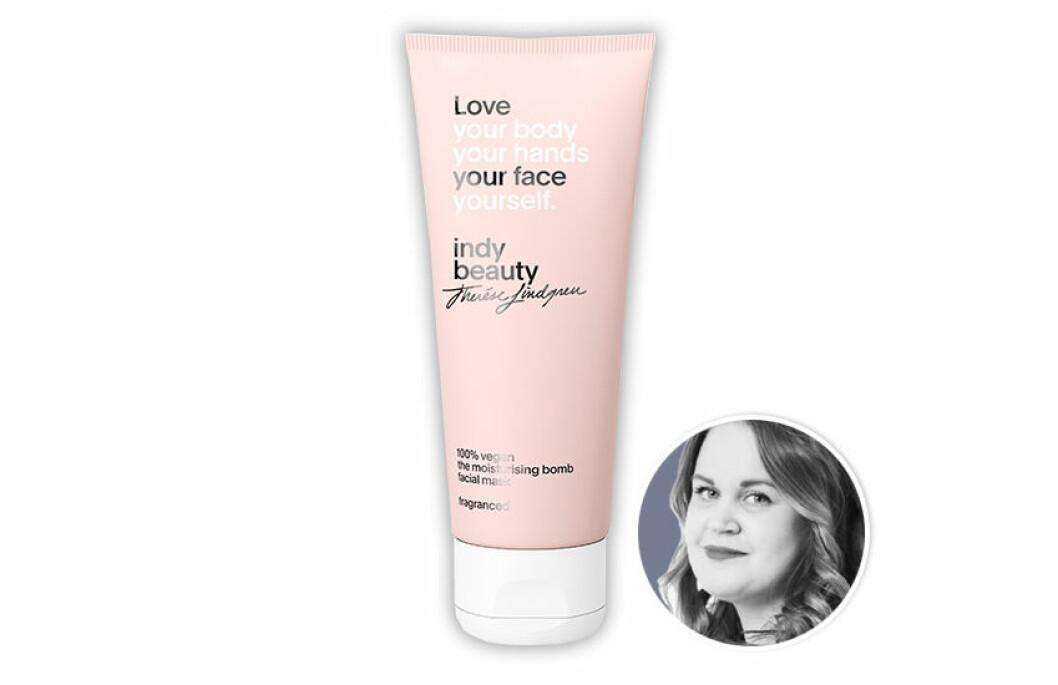 Indy Beauty The Moisturising Bomb Facial Mask
