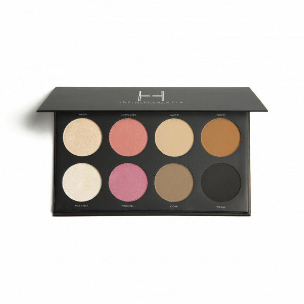 -Infinity palette-, LH Cosmetics, 399 kr