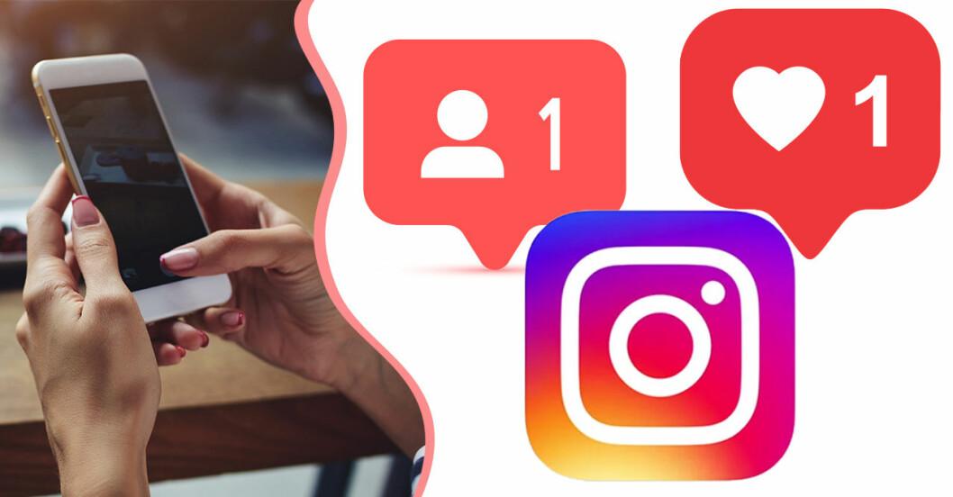 Nya regler på Instagram förbjuder bilder som kan bidra till kropsshets