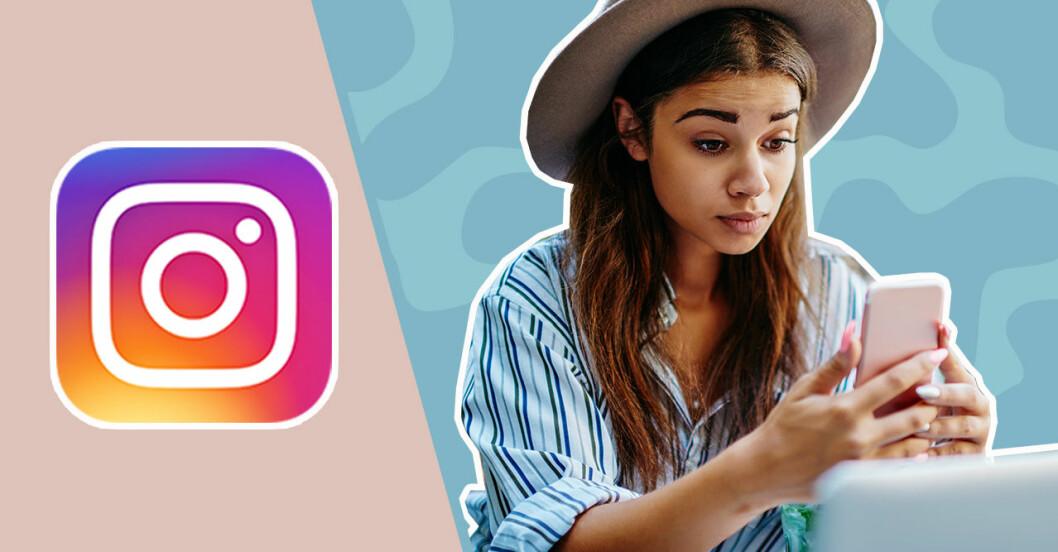 Instagram stoppar filter som uppmuntrar till skönhetsingrepp