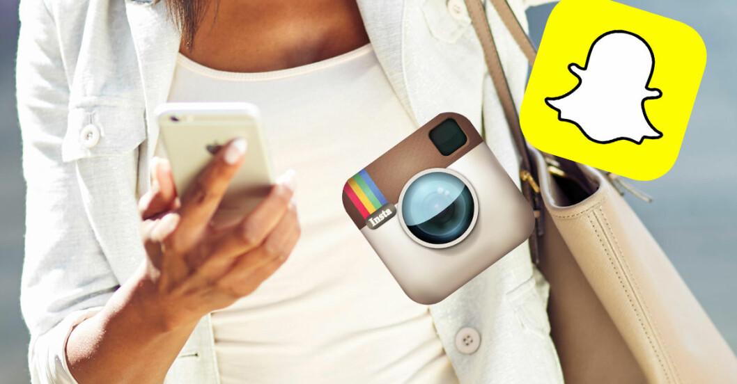 instagram stories nyhet