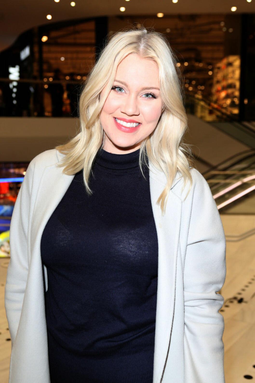 Isabella Löwengrip är en av alla kändisar som har adhd.