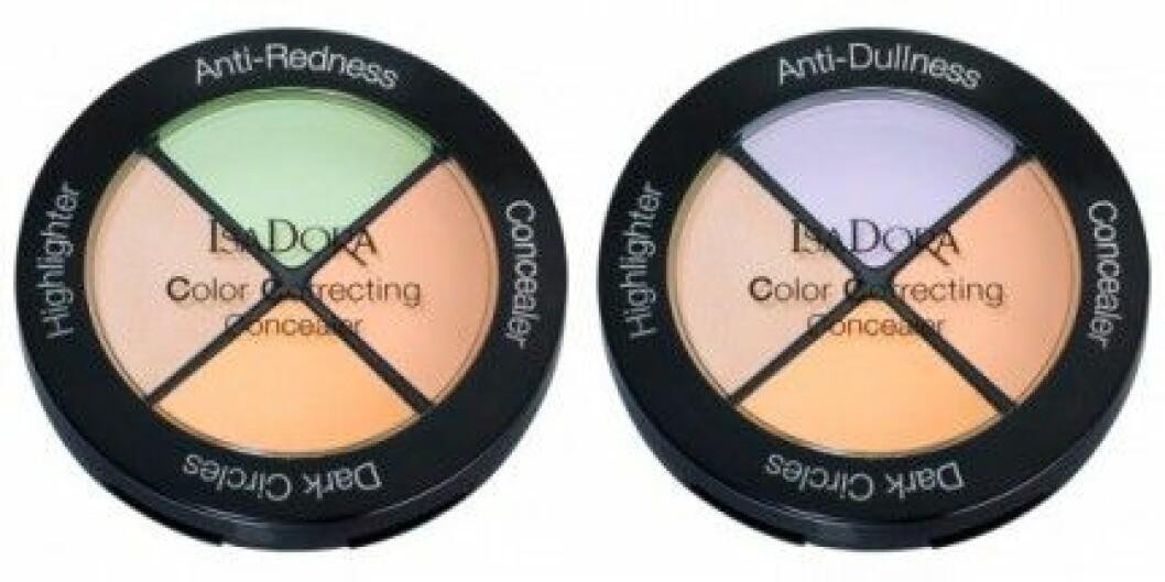 IdaDoras Color Correction Concealer finns i olika färger och kostar 159 kr.
