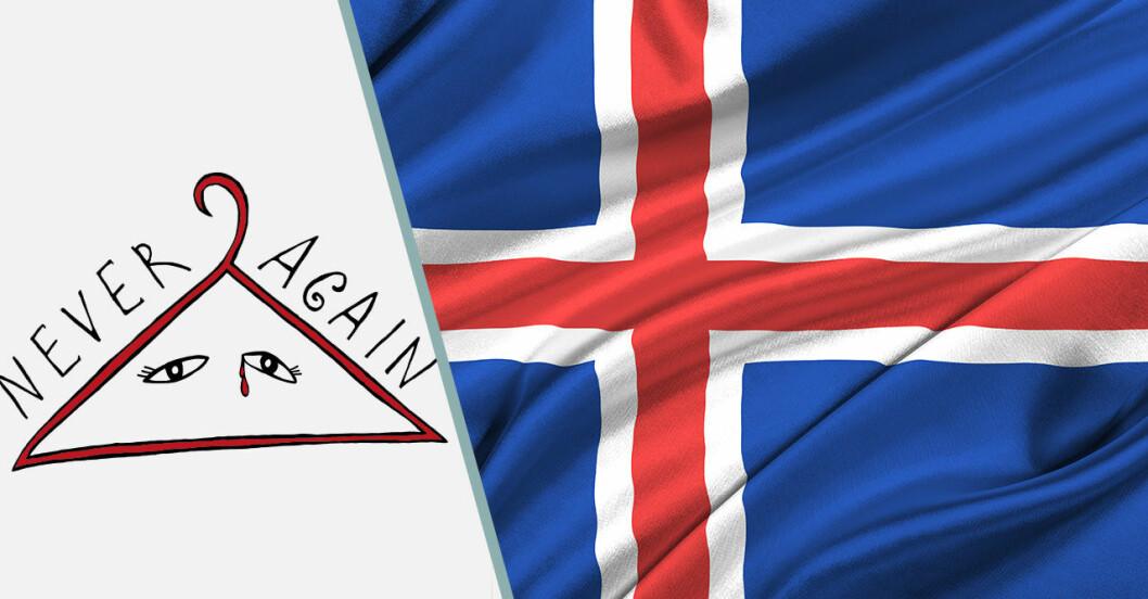 Island får ny abortlag som tillåter fri abort fram till vecka 22.