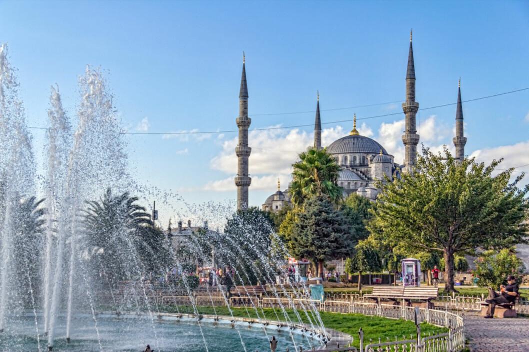 Istanbul weekend höst 2018