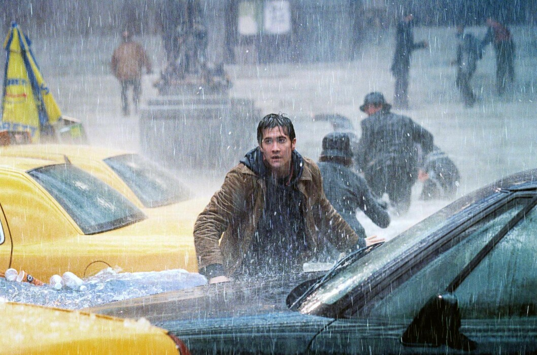 Jake Gyllenhaal i Day after Tomorrow