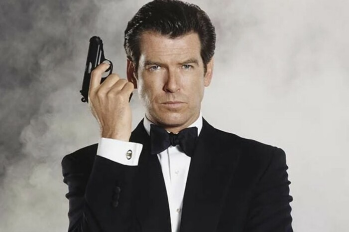 pierce brosnan som james bond