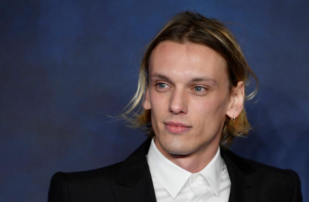 En bild på skådespelaren Jamie Campbell Bower.