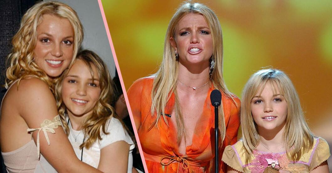 Jamie Lynn Spears bryter tystnaden om Britneys år under förmyndarskap