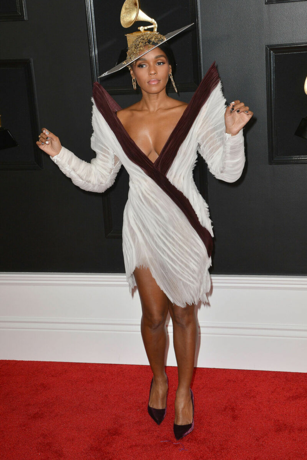 Janelle Monae på Grammy Awards 2019