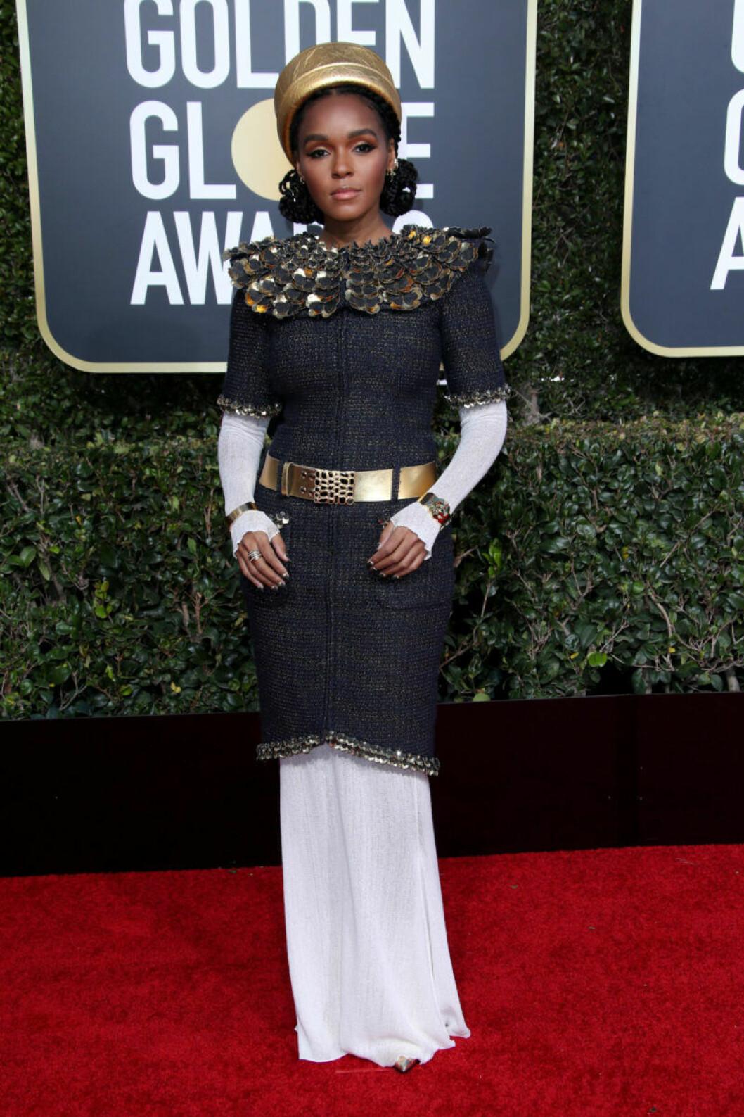 Janelle Monae Golden Globe
