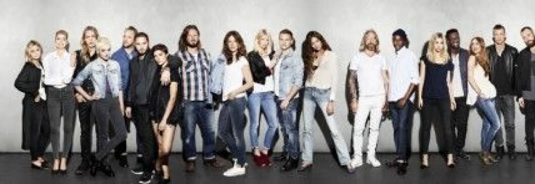 JC storsatsar på jeans med namnbyte och kändistät kampanj