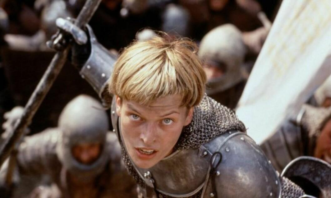 Jeanne d'Arc i krig.