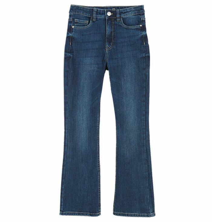 jeans ankellånga