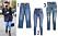 jeans avklippta våren 2017