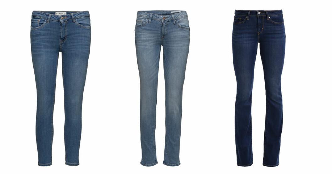 bra basgarderob jeans