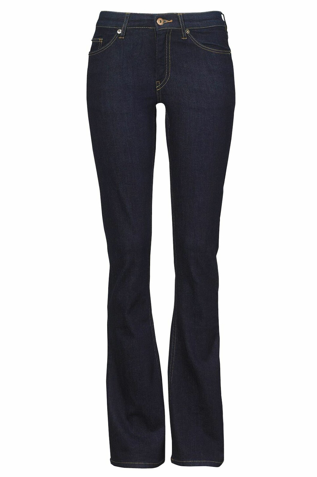 Boot cut-jeans till hösten