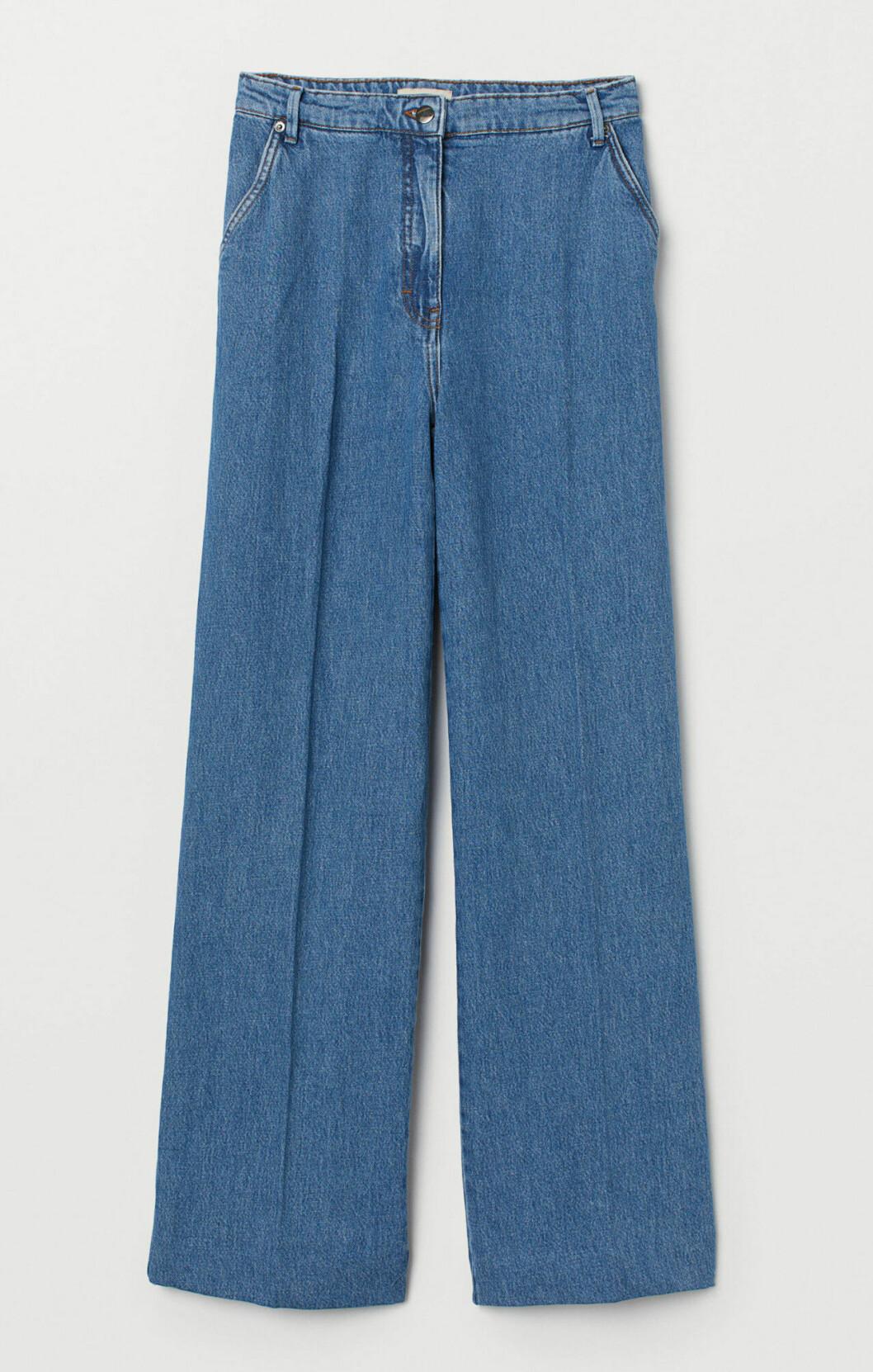 Jeans för dam till våren 2019 med hög midja