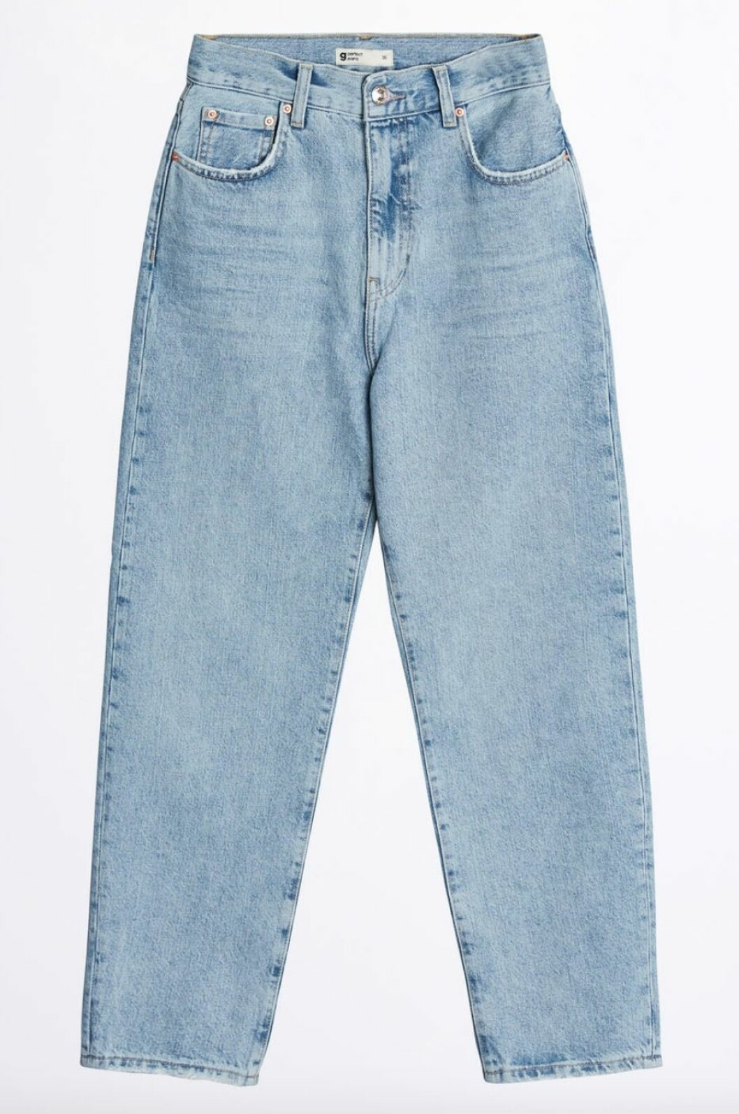 Jeans till våren 2019 med hög midja