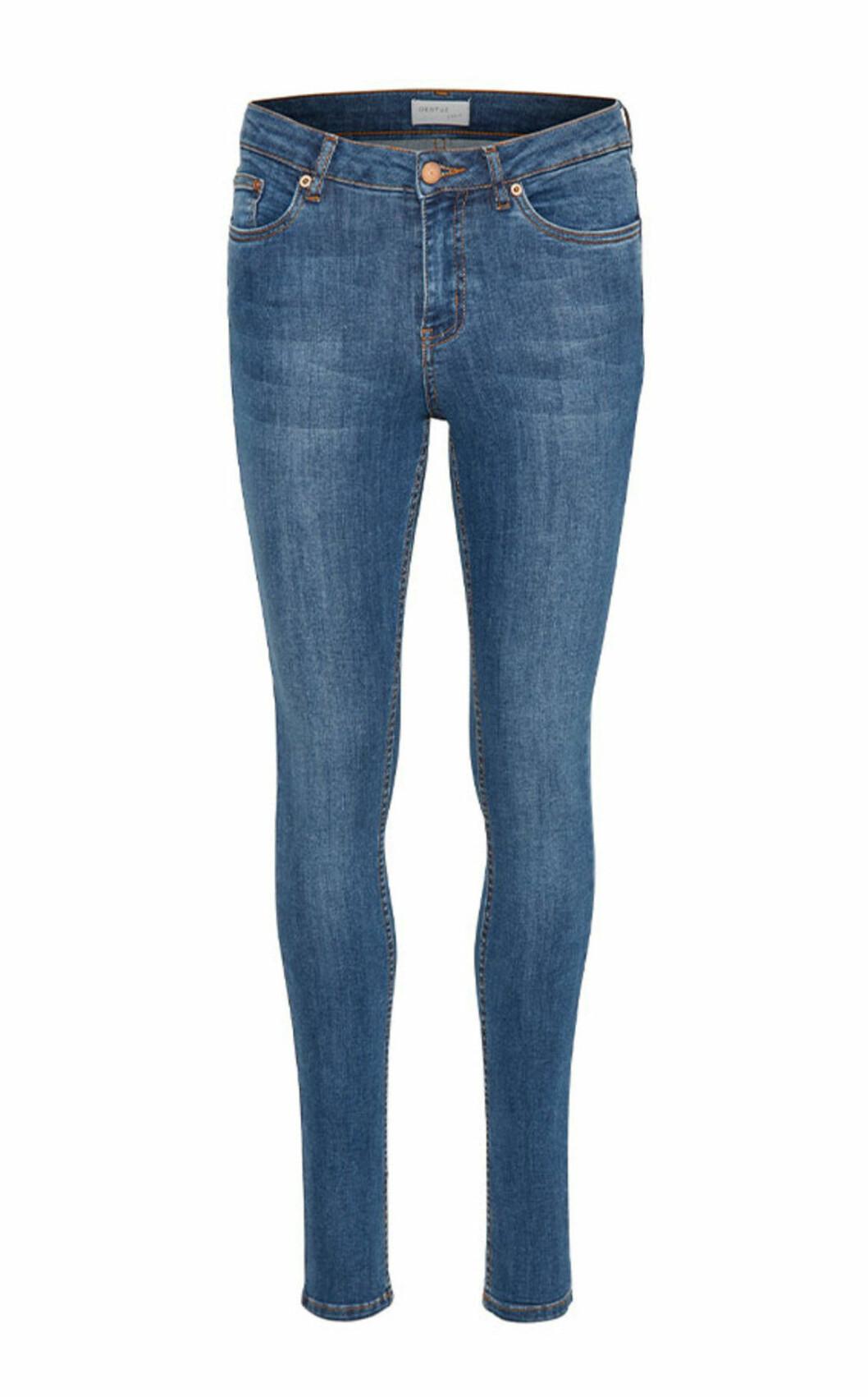 Jeans för dam till våren 2019 med smala ben
