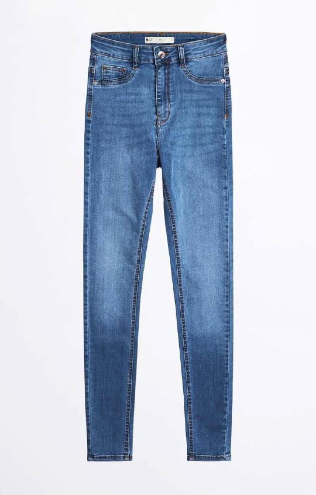 Jeans med smala ben för dam till våren 2020