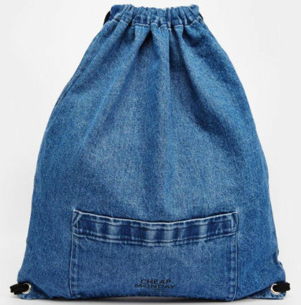ryggsäck jeans