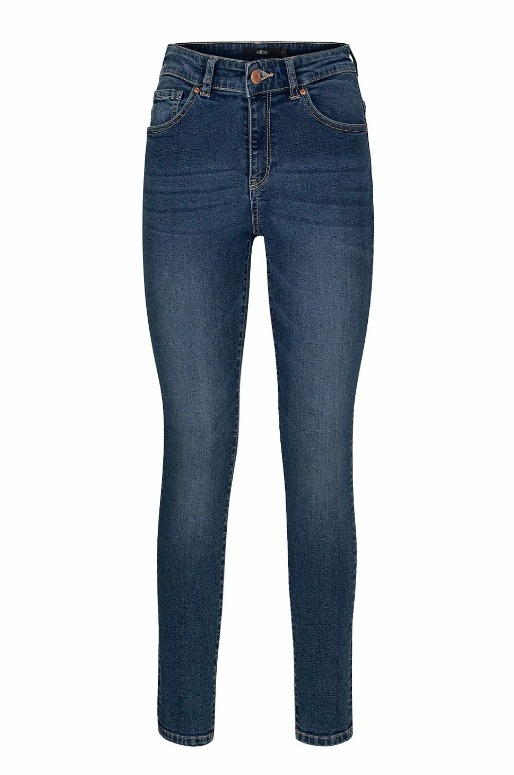 Jeans med smala ben