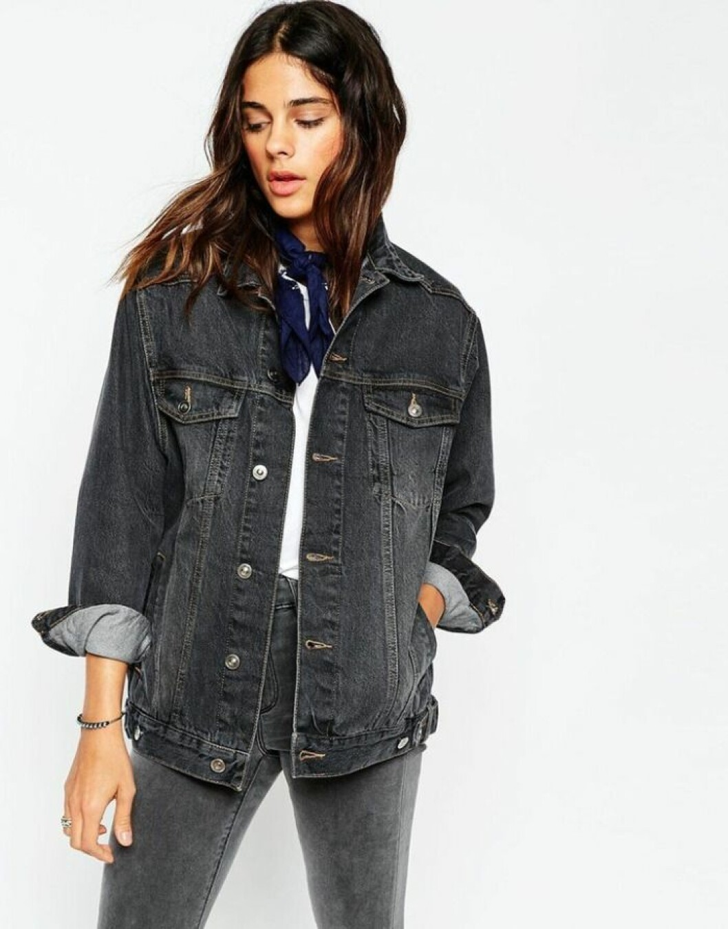 jeansjacka asos