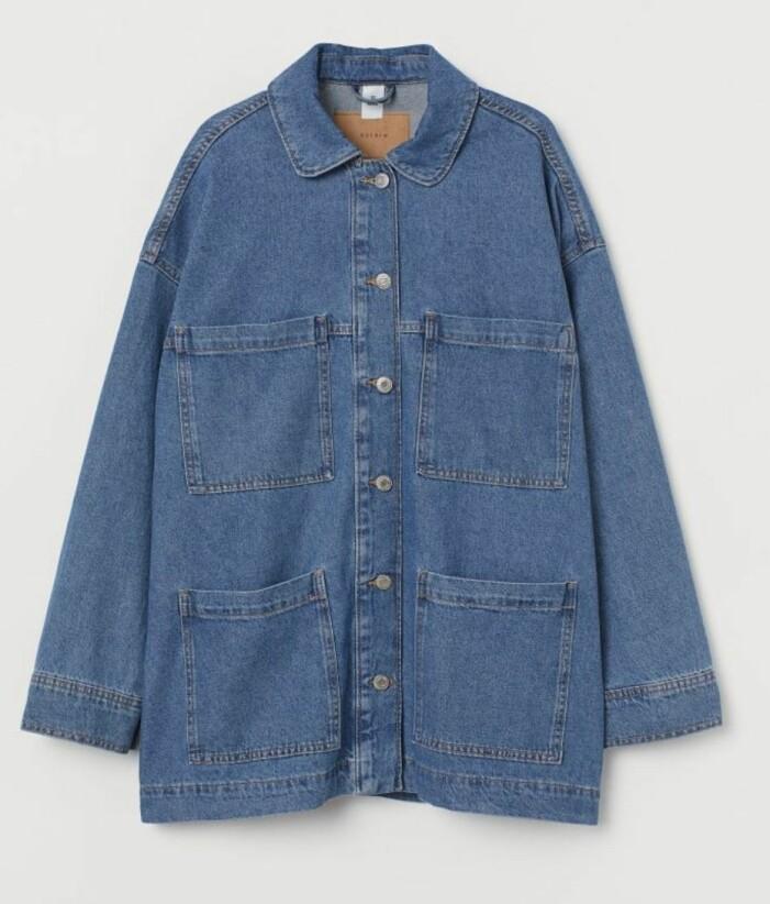 jeansjacka H&M