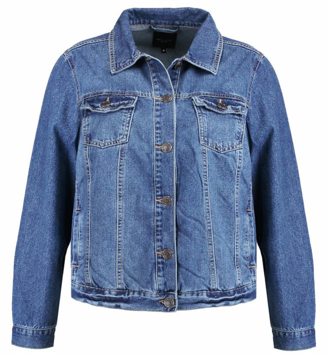 jeansjacka plus size
