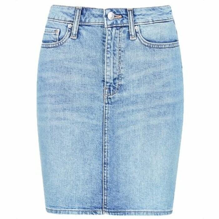 Klassisk jeanskjol från Cubus