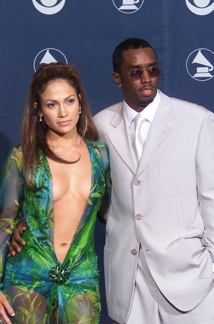 Jennifer Lopez och Diddy