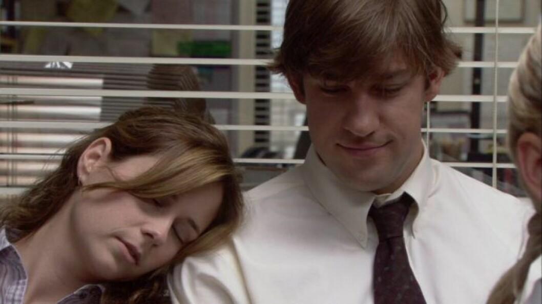 Jim och Pam