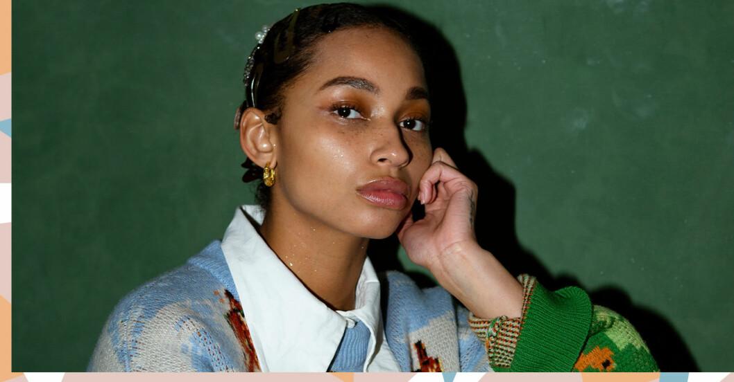 Tunna blå linjen-aktuella Joy M'Batha lämnade Sverige för kärleken