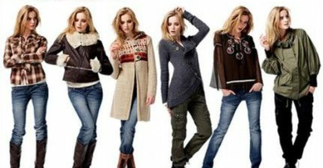 Ellos märke JSFN är nominerade till Global Fashion Awards.