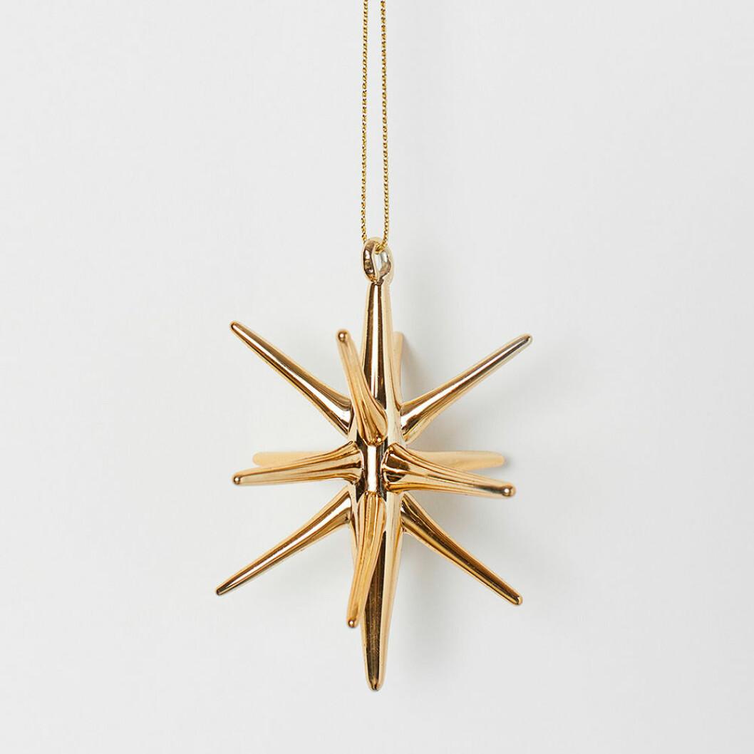 Julgransdekoration från H&M
