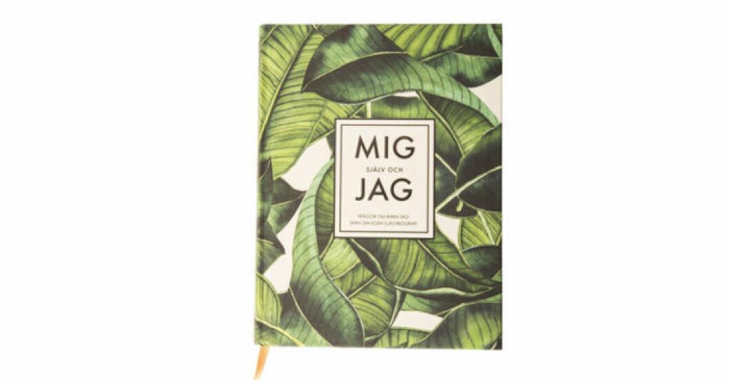 Personlig bok med fokus på reflektion från Lagerhaus