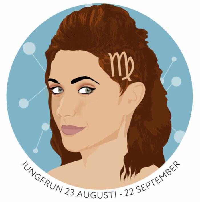 Jungfruns horoskop för vecka 11 2021.