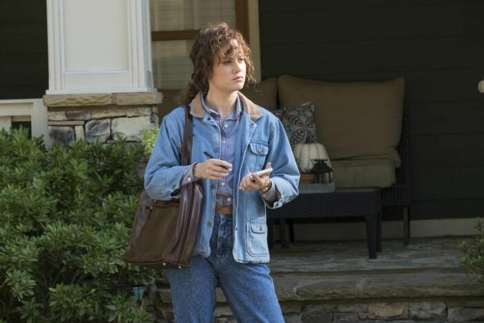 Brie Larson i Just Mercy på HBO