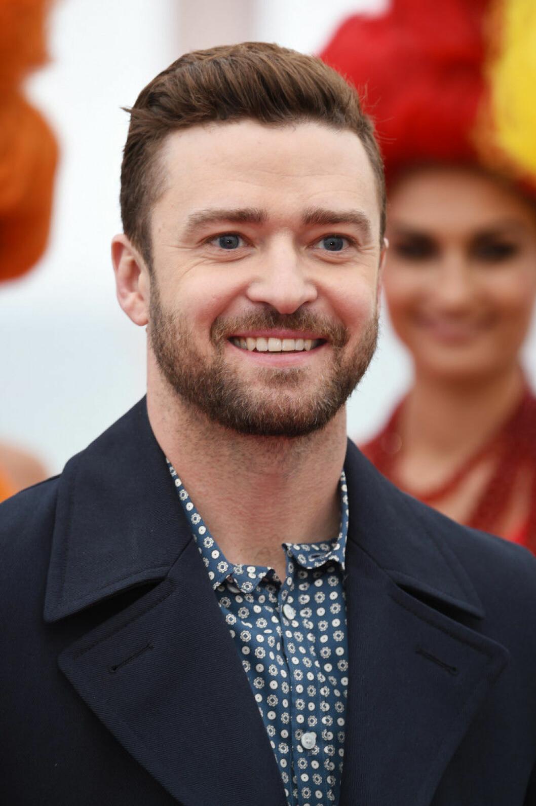 Musikgeniet Justin Timberlake har också adhd.