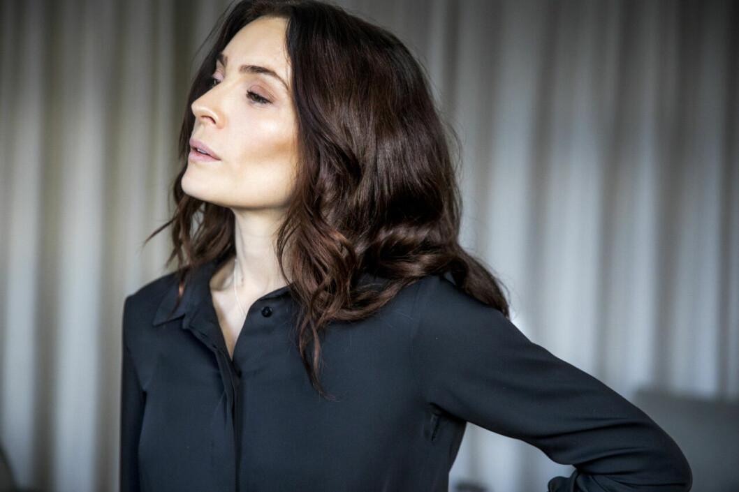 Aliette Opheim i Kalifat på SVT